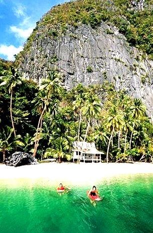 Tropical, Palawan, Philippines