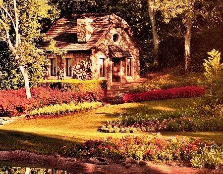 Garden Cottage, Great Britain