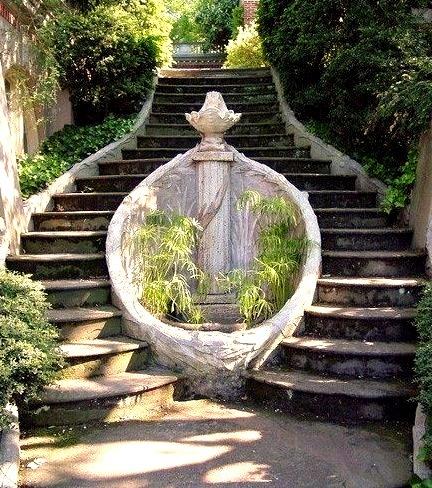 Split Staircase, Genoa, Italy