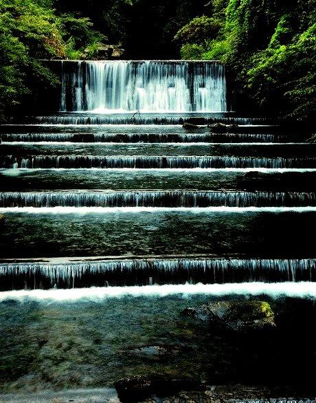 Waterfall Terrace, Taipei, Taiwan