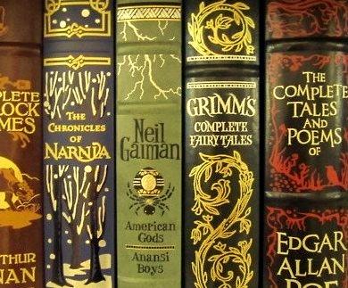 Literary Classics, The Library