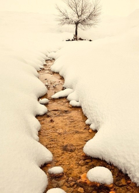 Snow Creek, Murcia, Spain